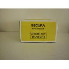 secura binnenband 195/205 R16